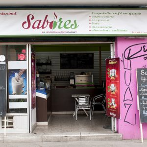 Sabores Cafetería
