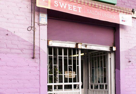 Salón Unisex Sweet