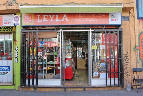 Leyla Fuente de Soda & Rotisería