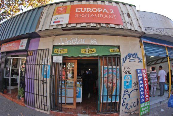 Europa 2 Restaurant