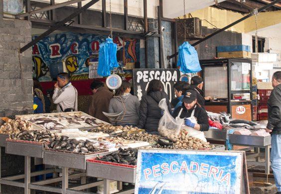 Pescadería Marcoa