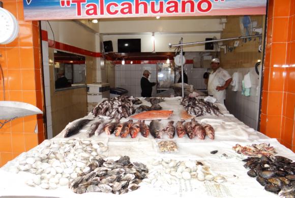Pescadería Talcahuano